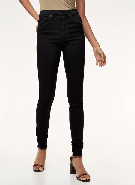 مدل های شلوار جین فاق بلند زنانه, مدل شلوار جین زنانه