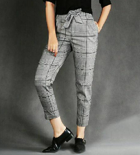شلوار جین فاق بلند جدید, شلوار فاق بلند جین زنانه